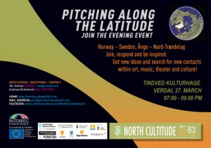 Pitching Along the Latitutde