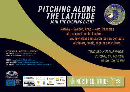 Pitching Along the Latitudes 2