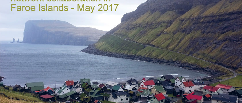 NC6263 extending the cultural network collaboration in Faroe Islands May 2017
